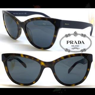 PRADA - PRADA プラダ サングラス SPR21S-F PR21SSF 2AU2K1