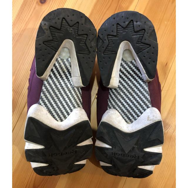 Reebok(リーボック)の【リーボック】Reebok ポンプフューリー 24cm  バーガンディー レディースの靴/シューズ(スニーカー)の商品写真