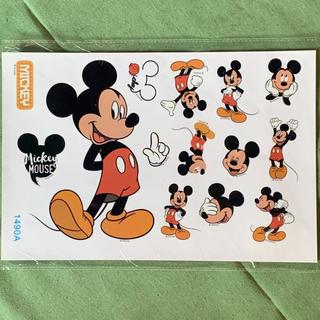 ディズニー(Disney)の265☆ディズニー☆ステッカー(しおり/ステッカー)