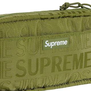 シュプリーム(Supreme)のsupreme organizer pouch Olive(ポーチ)