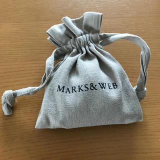 マークスアンドウェブ(MARKS&WEB)の※kumik様専用 MARKS&WEB ボタニカルサシェヒノキブレンド巾着のみ(その他)