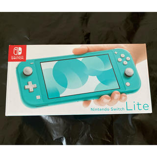Nintendo Switch - Nintendo Switch Lite(任天堂 スイッチ ライト)ターコイズ