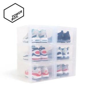 ナイキ(NIKE)の二個 sneaker tower box(その他)