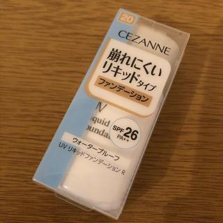 セザンヌケショウヒン(CEZANNE(セザンヌ化粧品))のセザンヌ リキッドファンデーション(ファンデーション)