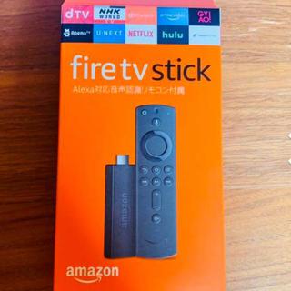 最安値 fire tv stick アマゾンファイヤースティック2世代(映像用ケーブル)