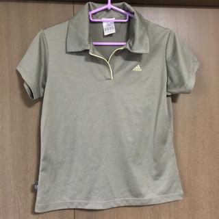 アディダス(adidas)のアディダス ポロシャツ(ウェア)