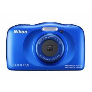 ニコン(Nikon)の【新品】Nikon COOLPIX W150☝︎BLUE(コンパクトデジタルカメラ)