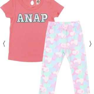 アナップキッズ(ANAP Kids)のANAPkids新品セットアップ(その他)