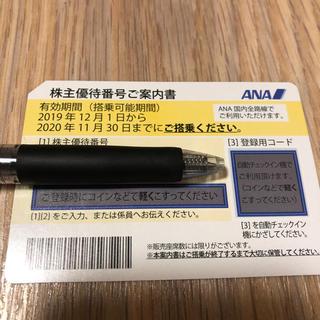 ANA(全日本空輸) - ANA 全日空 株主優待券 航空券 割引券