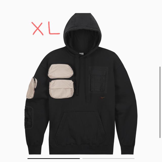 NIKE(ナイキ)のXL nike travis scott utility hoodie ナイキ メンズのトップス(パーカー)の商品写真
