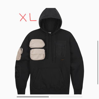 NIKE - XL nike travis scott utility hoodie ナイキ