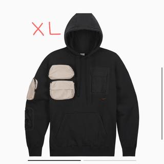 ナイキ(NIKE)のXL nike travis scott utility hoodie ナイキ(パーカー)