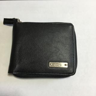 ラコステ(LACOSTE)の新品 ラコステ折りたたみ財布(折り財布)