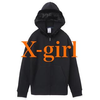 X-girl - X-girl エックスガール スウェット パーカー ファー