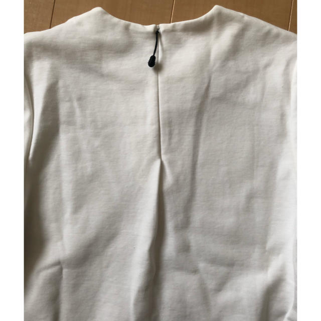 HYKE(ハイク)の2018ss HYKEショートスリーブTシャツ レディースのトップス(Tシャツ(半袖/袖なし))の商品写真