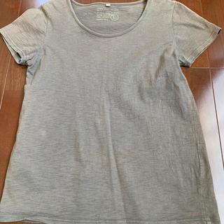 スタディオクリップ(STUDIO CLIP)のStudio Clip レディース Tシャツ Mサイズ 綿100%(Tシャツ(半袖/袖なし))