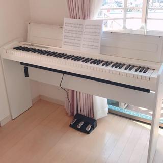 コルグ(KORG)の【SALE】本日のみ!KORG 電子ピアノ LP-180-WH (電子ピアノ)