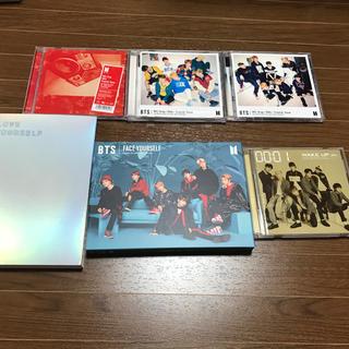 ボウダンショウネンダン(防弾少年団(BTS))のBTS アルバム、シングル限定盤セット(K-POP/アジア)