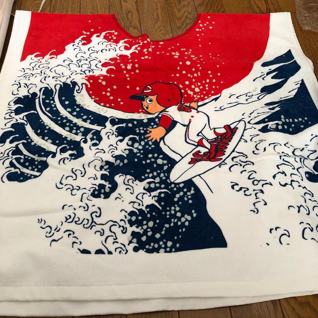 広島東洋カープ(ヒロシマトウヨウカープ)の広島東洋カープファンクラブ タオル  スポーツ/アウトドアの野球(応援グッズ)の商品写真
