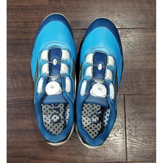 アディダス(adidas)のアディダスゴルフジュース(女)25cm●ダイヤル式■24時間以内発送致します。(シューズ)
