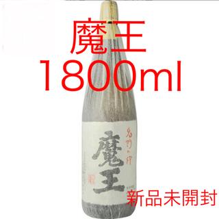 《未開封》 魔王 芋焼酎 25度 1800ml   白玉醸造 一升 焼酎(焼酎)