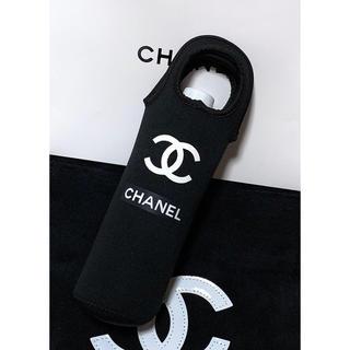 CHANEL - ボトルケース ノベルティ ペットボトルカバー水筒ステンレスマグシャネル非売品