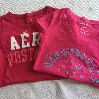 エアロポステール(AEROPOSTALE)のAEROPOSTALE  Tシャツ    2枚(Tシャツ/カットソー)