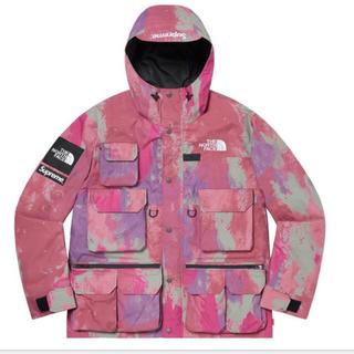 シュプリーム(Supreme)のsupreme the north face cargo jacket (マウンテンパーカー)