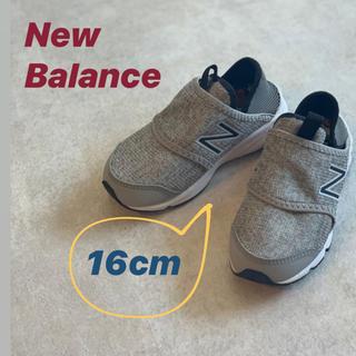 New Balance - ニューバランス  子供靴 16cm キッズシューズ スニーカー