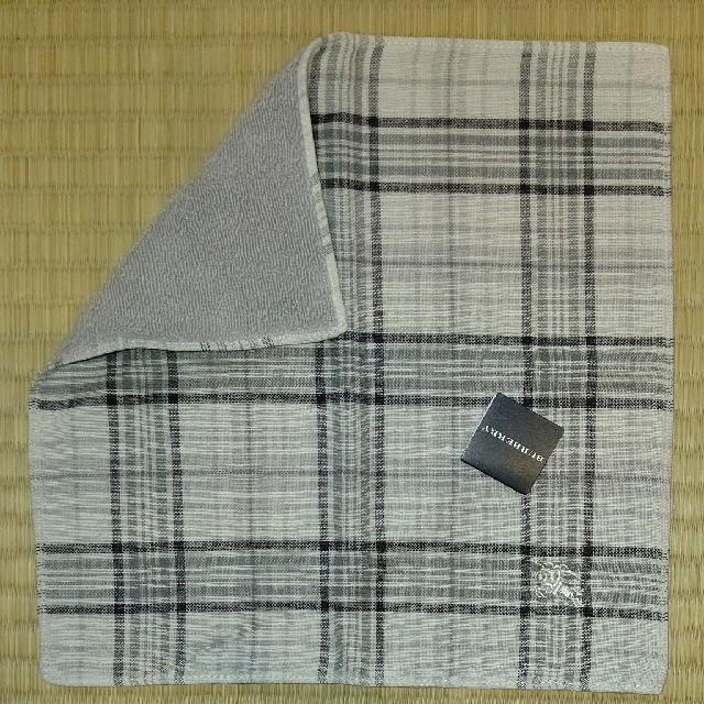 BURBERRY(バーバリー)の新品☆バーバリー☆タオルハンカチ レディースのファッション小物(ハンカチ)の商品写真