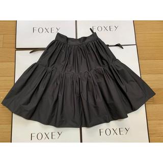 フォクシー(FOXEY)のフォクシー ブロッサムスカート パーカー セット(ひざ丈スカート)