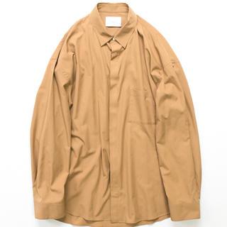 SUNSEA - stein シャツ