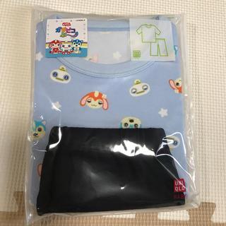 UNIQLO - ガラピコぷ〜 パジャマ80