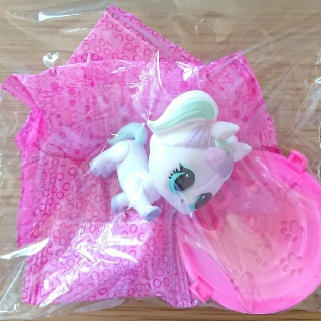 Takara Tomy(タカラトミー)のlol l.o.l ユニポニー アイスパイ ペット ファンシー ① エンタメ/ホビーのおもちゃ/ぬいぐるみ(キャラクターグッズ)の商品写真