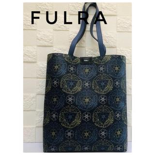フルラ(Furla)の【超美品】フルラ レザー トートバッグ  正規品(トートバッグ)