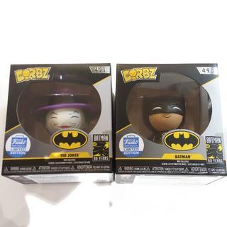 ディーシー(DC)のFunko Dorbz バットマン&ジョーカー フィギュアセット(アメコミ)