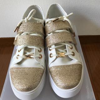 Rady - chan♥様専用 rady スニーカー 靴 金 ラメ レア 完売品