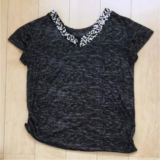 アルカリ(alcali)のアルカリ alcali  スパンコールTシャツ(Tシャツ(半袖/袖なし))