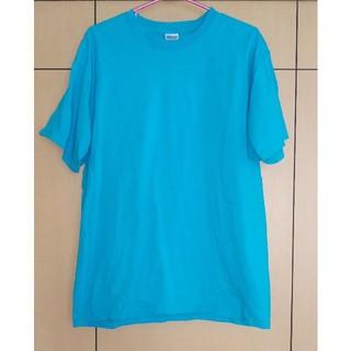 アンビル(Anvil)のanvil Tシャツ ブルー(Tシャツ/カットソー(半袖/袖なし))