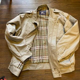 バーバリー(BURBERRY)のバーバリー メンズ 中綿 ジャケット(ブルゾン)