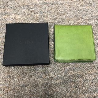 SYRINX HITOE Fold 小さな薄い財布