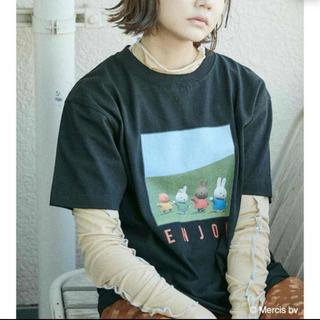 メリージェニー(merry jenny)のミッフィー Tシャツ(Tシャツ(半袖/袖なし))
