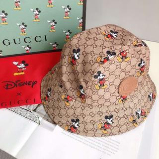 グッチ(Gucci)のGUCCI DISNEY (ディズニー) x GUCCI バケットハット(ハット)