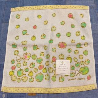 TSUMORI CHISATO - タオル ハンカチ ハンド タオル ツモリチサト ブランド 新品未使用 りんご 柄