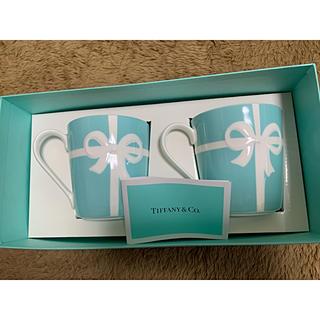 Tiffany & Co. - ティファニー ブルーボックス ペア マグカップ