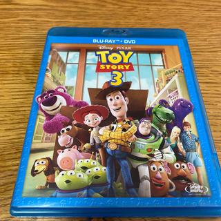 ディズニー(Disney)のトイ・ストーリー3 ブルーレイ+DVDセット Blu-ray(キッズ/ファミリー)