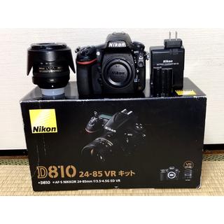 Nikon - Nikon D810 24-85 VR レンズキット