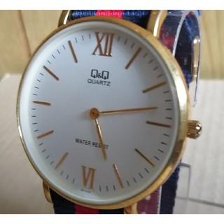 シチズン(CITIZEN)のシチズン 腕時計 Q&Q 2025 クオーツ アナログ メンズ レディース(腕時計(アナログ))