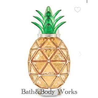 Bath & Body Works - Bath&Body works ルームフレグランス 芳香プラグ パイナップル