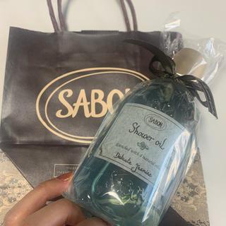 SABON - ザボン シャワーオイル ジャスミン